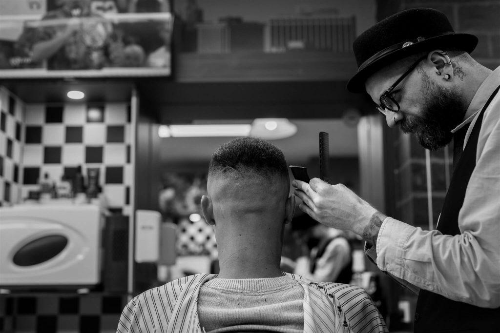 barbershop in berwick